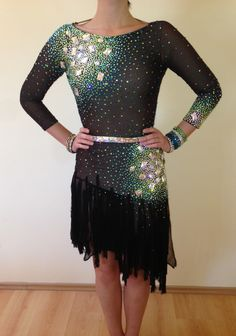 Pre-owned Ladies Latin Dresses - Dreamgown