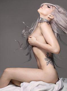 Lady Gaga Bikini | Celebrities of 2012: Lady Gaga Wallpaper