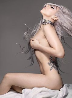 Lady Gaga Bikini | Celebrities of 2012: Lady Gaga Wallpaper