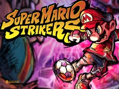 I Hereby Beg Nintendo for a Mario Strikers Wii U Title