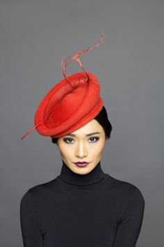 Lock & Co Hatters, Couture Millinery A/W 2013 - Joan Crawford