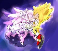 Super+Sonic+X+Ultimate+Amy+by+GaruGiroSonicShadow.deviantart.com+on+@deviantART. THIS IS MY MOST FAVE SONAMY DRAWING EVER!!!