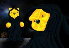 Emperor Pooh by RCBrock.deviantart.com on @deviantART