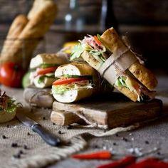 Sandwich Food Photography and styling Gourmet Sandwiches, Delicious Sandwiches, Food Styling, Menue Design, Food Porn, Good Food, Yummy Food, Cafe Food, Tostadas