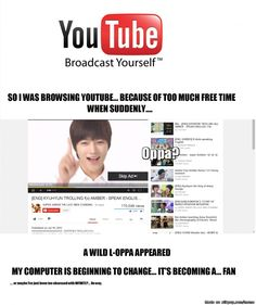 Seriously even Youtube ads in my laptop is Korean now. I'm in too deep to get out.