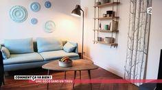 [DECO] Une déco sans trou #CCVB Decor, Furniture, Interior, Deco, Studio, House Styles, Home Decor, Entryway, Entryway Bench