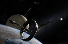 Space Conquest by GilB57.deviantart.com on @DeviantArt