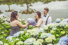 No pré wedding com Louise e Artur!
