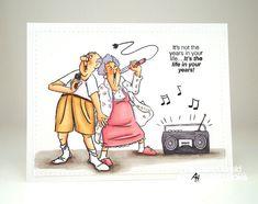 53 Ideas Birthday Love Qoutes For Her Girlfriends Art Impressions Graphic 45, Love Qoutes For Her, Birthday Wishes For Boyfriend, Art Impressions Stamps, Handmade Birthday Cards, Handmade Anniversary Cards, Birthday Love, Get Well Cards, Funny Cards