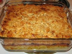 Squash Casserole- This is so good!
