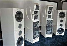 Wilson Audio XLF's & Thor Hammer sub's