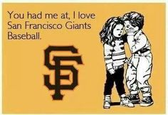 San Francisco Giants are ❤️