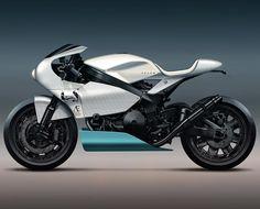 Praëm Æ15 Cafe Racer #motorcycles #caferacer #motos | caferacerpasion.com