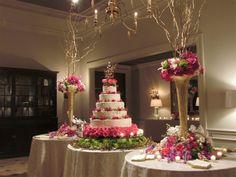 #floralcake #pink