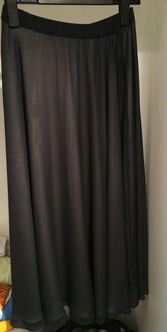 Maxi skirt from polish designer.