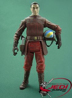 Star Wars Action Figure Naboo Royal Guard (The Phantom Menace), Star Wars The Vintage Collection