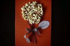 Strefa Dzieci - Kwiatki z popcornu, czyli świetna zabawa dla dzieci