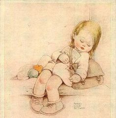 Mabel Lucie Attwell illustration
