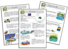Comprehension Activities, Reading Comprehension, Cycle 3, French Classroom, Reds Bbq, Teaching French, Learn French, Teaching Tools, Kids Learning