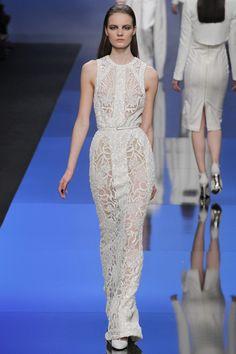 Elie Saab - Paris Fashion Week - Aisle Style Inspiration Autumn/Winter 2013-14