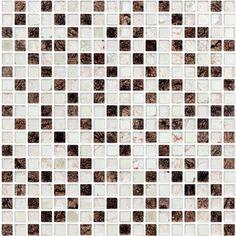COLORTIL - LINHA FUSION A linha Fusion de pastilhas de vidro, pedra e outros elementos nobres proporcionam um revestimento especial para sua casa. FUS07