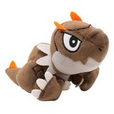 Pokemon Center Original Plush Doll : Chigorasu Doll [Tyrunt]