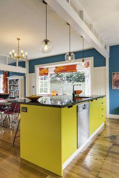 Home - Blue Scarlet Bespoke Furniture, Colorful Furniture, Soft Furnishings, Vintage Looks, Scarlet, Custom Design, New Homes, Colours, Interior Design