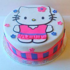 Hello kitty cake!