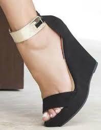 Resultado de imagen para zapatos de moda con tacon grueso