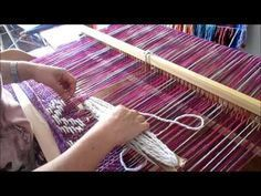 Carpet Cleaning Is Now Rocket Science Weaving Tools, Weaving Projects, Loom Weaving, Hand Weaving, Beige Carpet, Weaving Patterns, Weaving Techniques, Hand Quilting, Weaving
