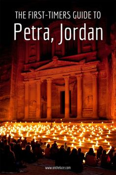 Tips for first-time visitors in this guide to Petra in Jordan – from when to go and how to get there, to what to wear and where to stay.