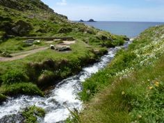 Cot Valley in Cornwall - a beautiful walk along the South West Coast Path