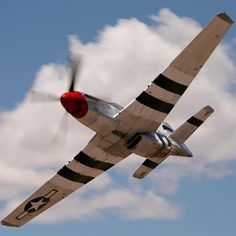 North American P-51 Mustang Fighter BFD