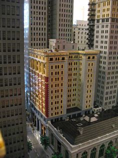 wow, I need to buy more windows! Minecraft City Buildings, Minecraft Architecture, Lego City, Minecraft Houses, Lego Minecraft, Lego Moc, Minecraft Skins, Minecraft House Designs, Minecraft Projects
