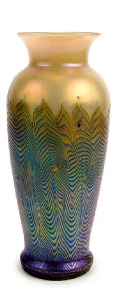 Vase, 1925 Prutscher, Otto - Lötz Wwe., Klostermühle
