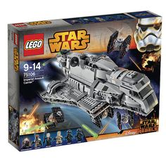 LEGO Star Wars 75106 - Imperial Assault Carrier #Lego #LegoStarWars #StarWars #GuerreStellari #LegoStarWars2015 #StarWars2015