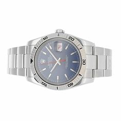 Rolex Datejust Turn-O-Graph automatic-self-wind mens Watch 116264 (Certified Pre-owned)