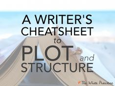 Plot and structure are like gravity. You can work with them or you can fight against them, but either way they're as real as a the keyboard at your fingertips. Getting a solid grasp on the foundations of plot and structure, and learning to work in harmon Writer Tips, Book Writing Tips, Writing Quotes, Fiction Writing, Writing Process, Writing Resources, Writing Help, Writing Skills, Tv Writing