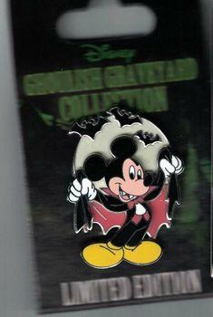 2016 Disney DSSH Alphabet Series #1 Cheshire Cat LE-300 Pin Rare