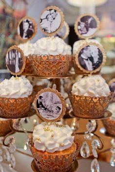 Hostess with the Mostess® - Old Hollywood Candy and Dessert Table