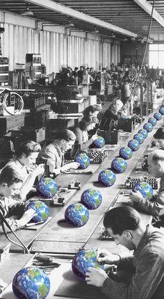 Queremos crear el mundo perfecto