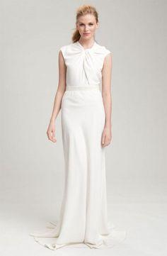 50 simples (porém lindos) vestidos de casamento para noivas modernas
