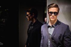 Emporio Armani party - 2014 Emporio Armani, Ray Bans, Models, Sunglasses, Party, Style, Fashion, Templates, Swag