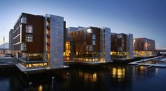 Built on the Nidelva River, this hotel is 5 minutes' walk from Trondheim Central Station and Solsiden Shopping Center. Trondheim Norway, Central Station, Previous Year, Shopping Center, Beautiful World, San Francisco Skyline, New York Skyline, Road Trip, River