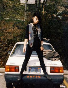 goth Punks (mostly - Album on I - 80s Goth, 70s Punk, Punk Goth, Vintage Goth, Dark Fashion, 80s Fashion, Latex Fashion, Gothic Fashion, Look Cool
