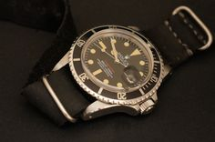 Rolex - Red Submariner - joining the vintage sub club.... | -