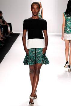 J. Mendel Spring 2014 Ready-to-Wear Fashion Show
