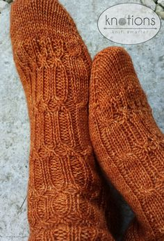 Priory Socks - Free Pattern