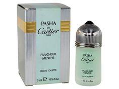 Cartier - Miniature Pasha - Fraîcheur menthe (Eau de toilette 5ml)