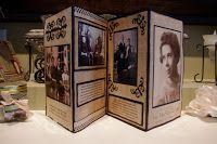 "Creative ""Try""als: Family History Gift Idea - Accordion Album Tutorial"